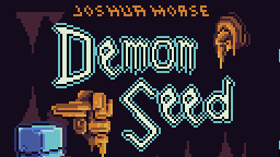 Demon Seed Pixel Art Process